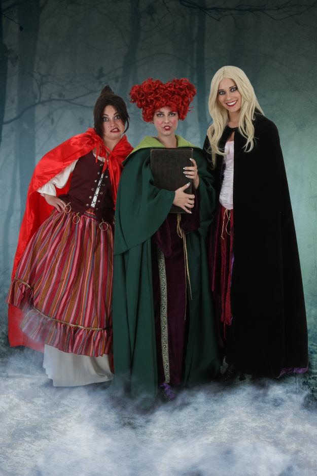Diy Hocus Pocus Costumes Halloween Costumes Blog
