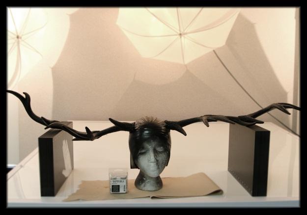Hannibal Costume Raven Stag DIY 7