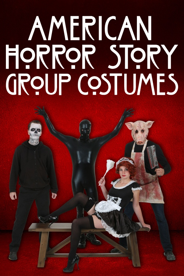 American Horror Story group costumes