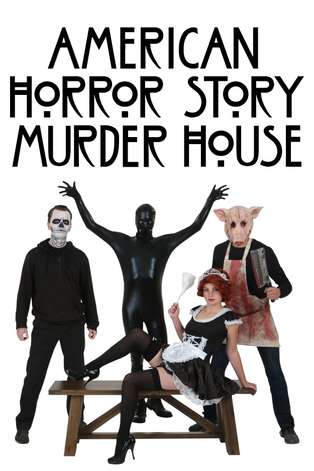 American Horror Story Murder House costumes