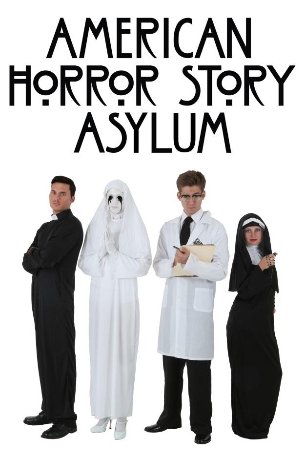 American Horror Story asylum costumes