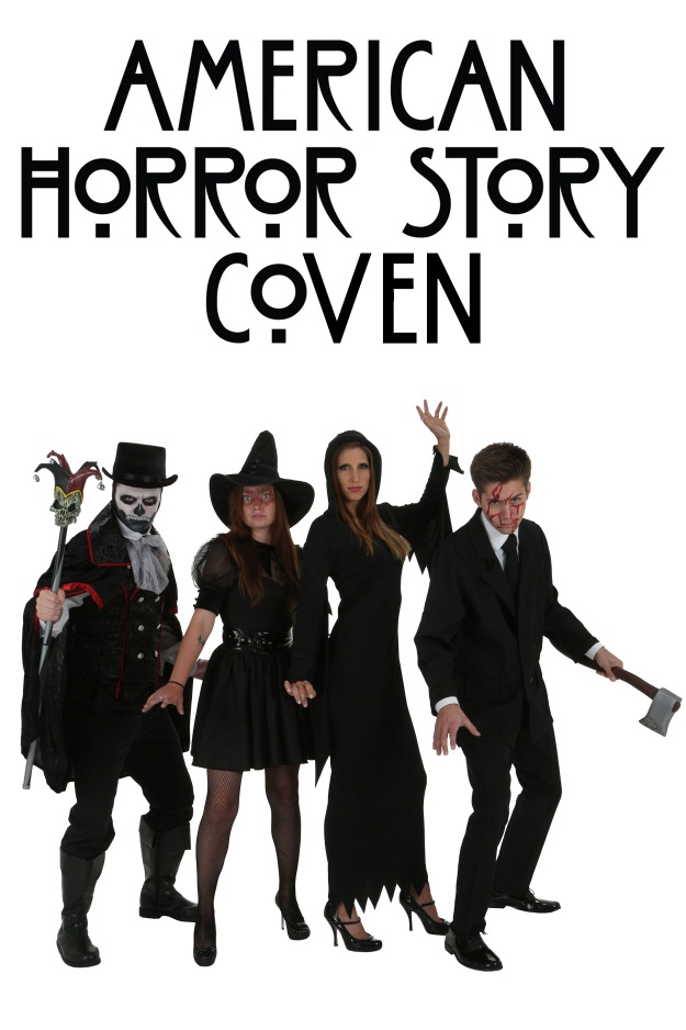 American Horror Story Group Costume Ideas