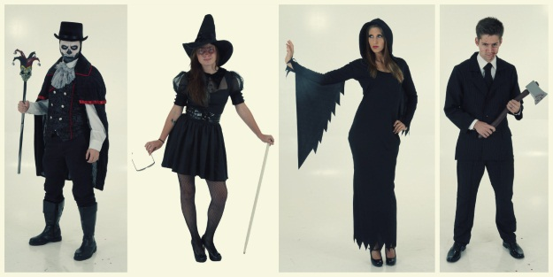 Coven Halloween Costumes