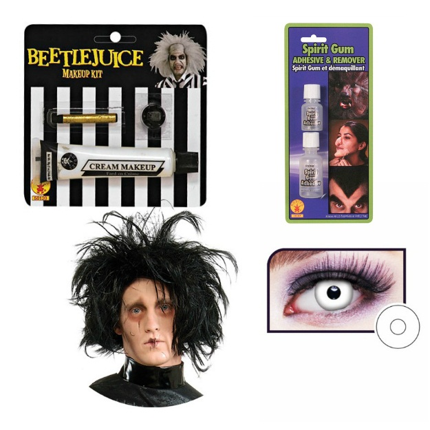 Jeff The Killer DIY Costume Pieces