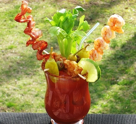 The other kind of Bloody Mary.