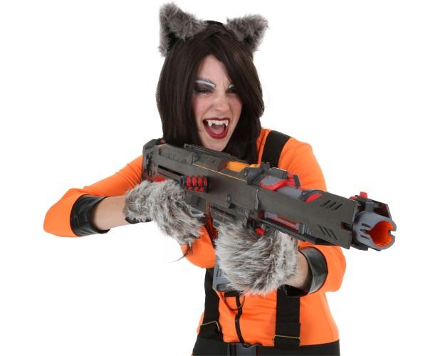 Sexy Rocket Raccoon