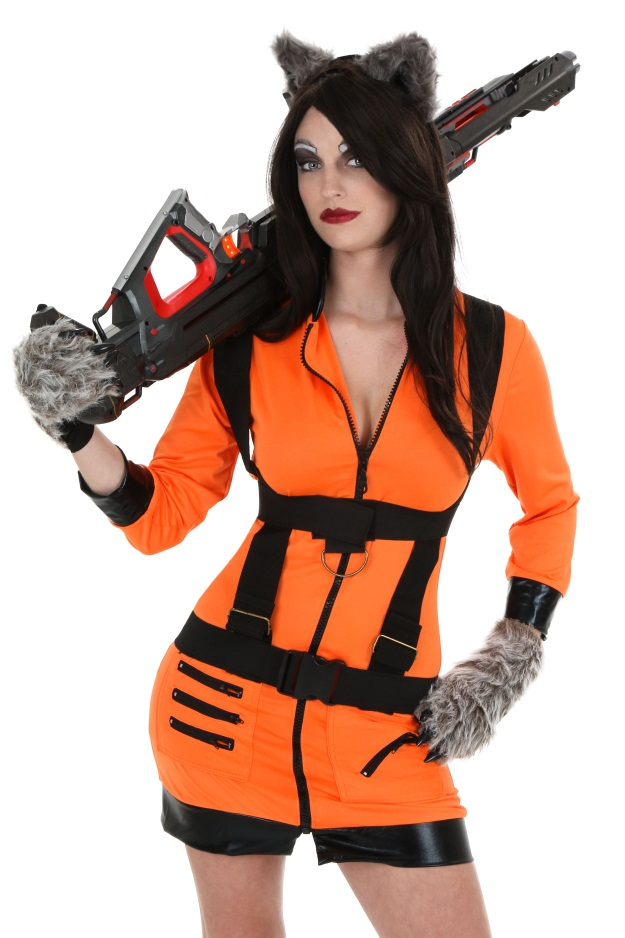 High Quality Guardians Of The Galaxy Costumes: Sexy Rocket Raccoon U0026 Dancing Groot    Halloween Costumes Blog