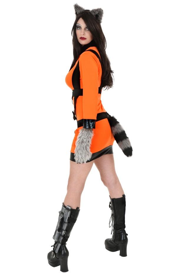 Rocket Raccoon Halloween Costumes