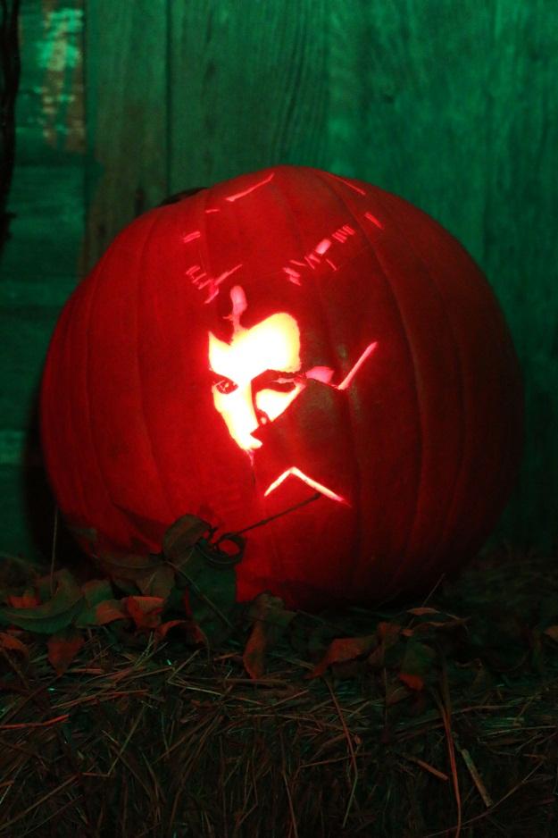 Pop culture pumpkin printables edition halloween