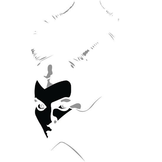 Free Maleficent Pumpkin Stencil