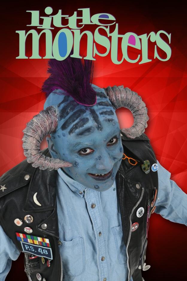 Little Monsters DIY Costume