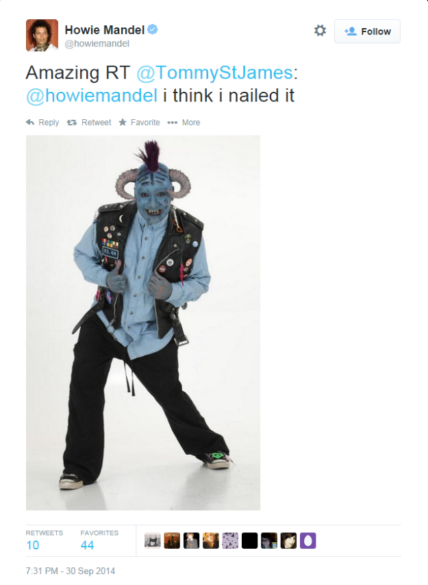 Howie mandel little monsters