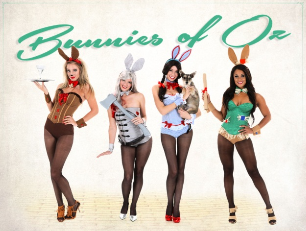 Playboy Bunnies of Oz
