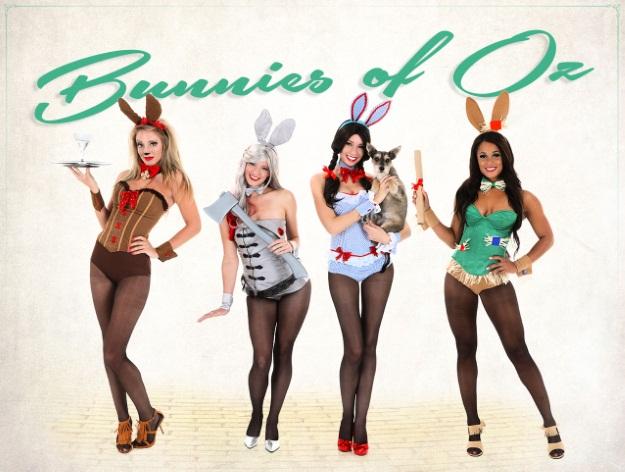 Playboy Bunnies of Oz