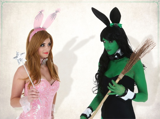 Wizard of Oz Witch Bunnies