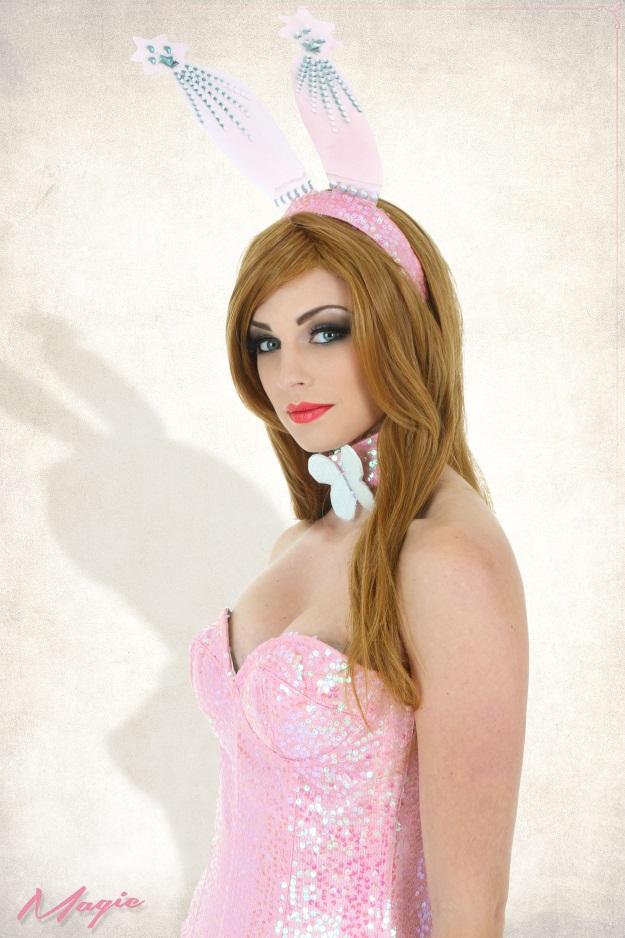 Wizard of Oz Glinda Bunny