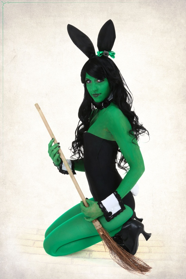 Wicked Witch of the West Bunny