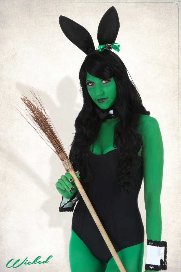 Playboy Bunny Wicked Witch