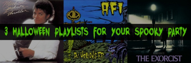 Halloween Music Playlists