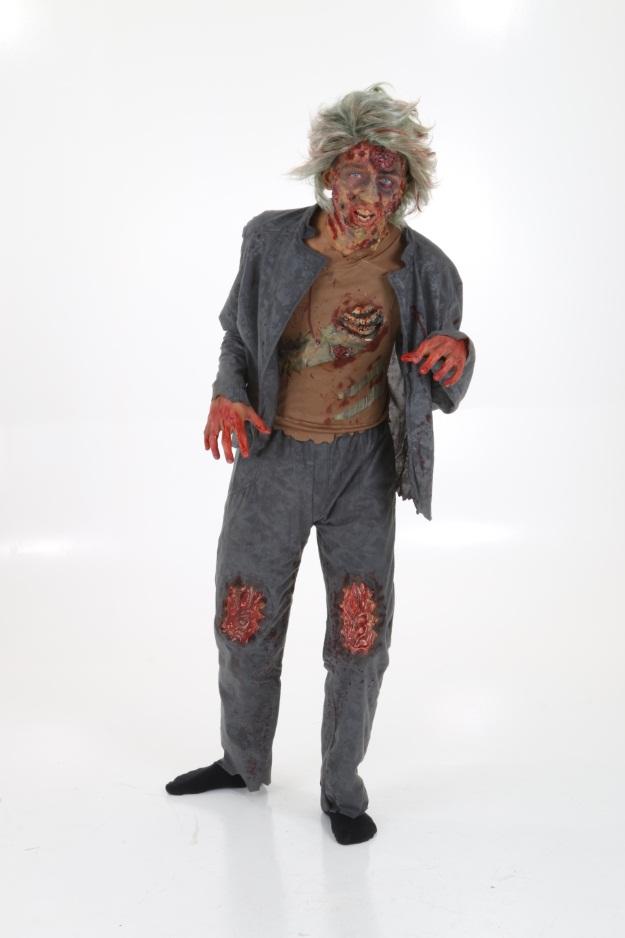 Zombie Makeup Costume Ideas