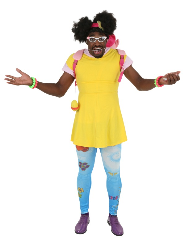 Will I am Ew video costume