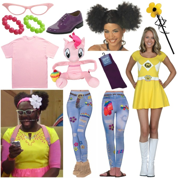 How to be Will I Am from Ew this Halloween
