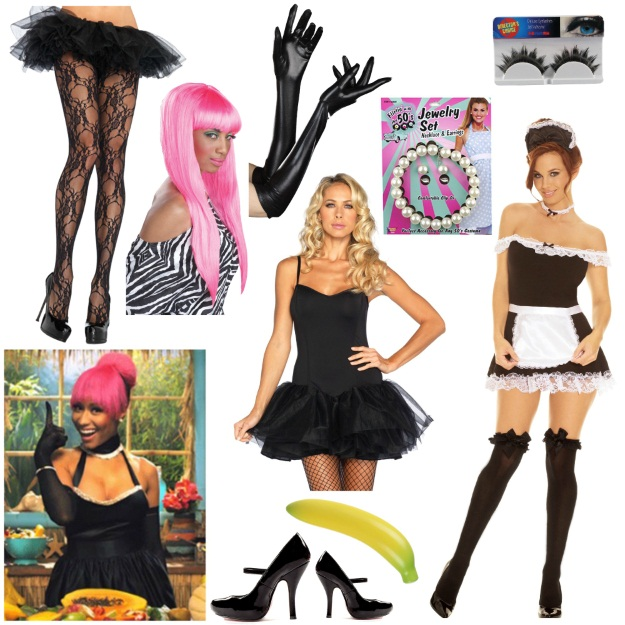 The Ladies of Rap 4 DIY Nicki Minaj and Iggy Azalea Costume Ideas - Halloween Costumes Blog