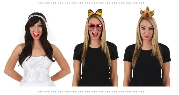 Halloween Costume Emojis DIY