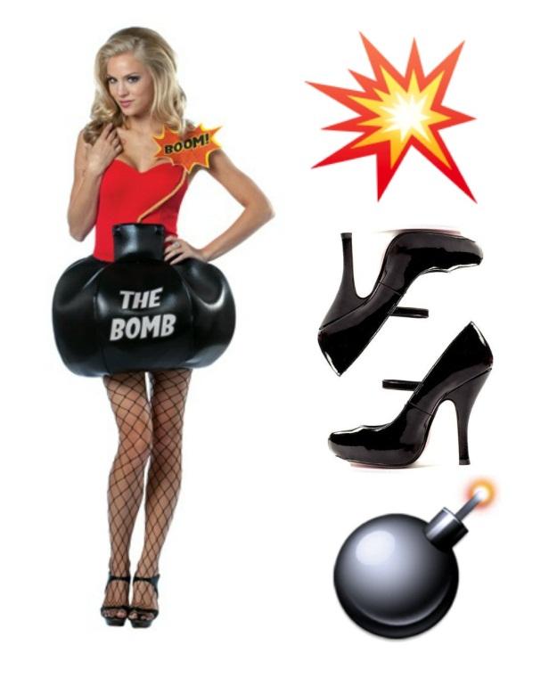 Bomb Emoji DIY