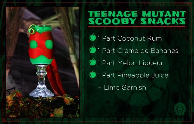 TMNT Drink Recipe