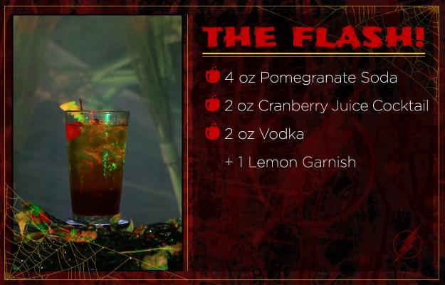 Flash Drink Recipe