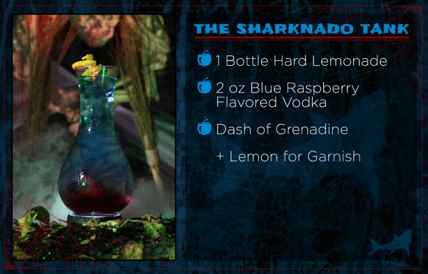 Sharknado Drink Recipe