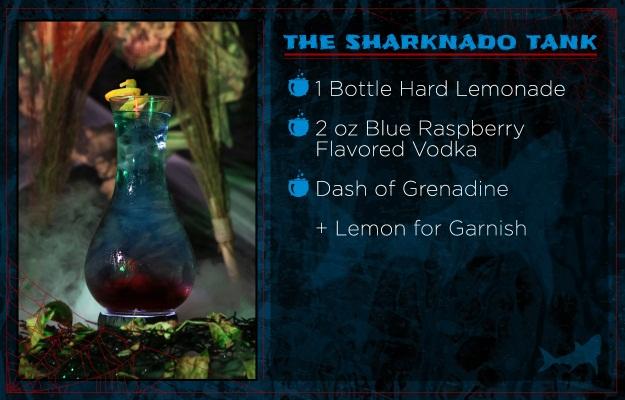 Sharknado Drink Recipe