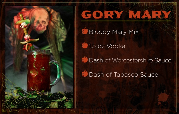 Horror Drink Recipe