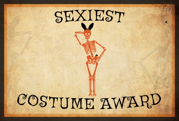 Sexiest Costume Award