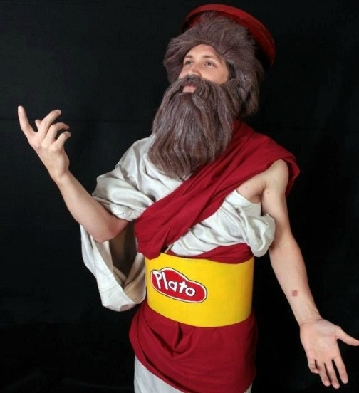 Creative Plato Costume