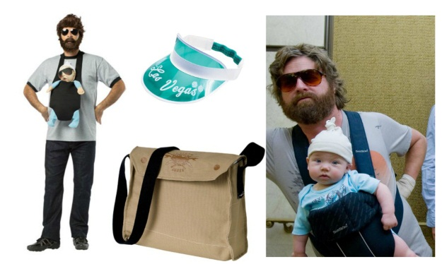 alan from the hangover costume - Best Halloween Costumes For Tall Guys