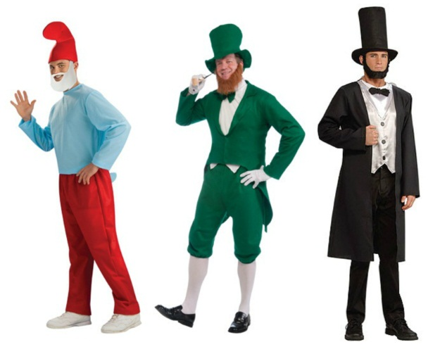 Medium Beard Costume Ideas