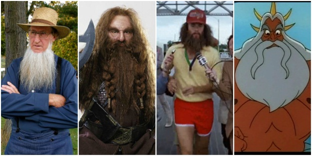 Costume Ideas for Dudes with Beards: The Ultimate Resource