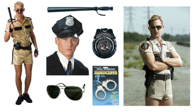 Reno 911 Halloween Costume