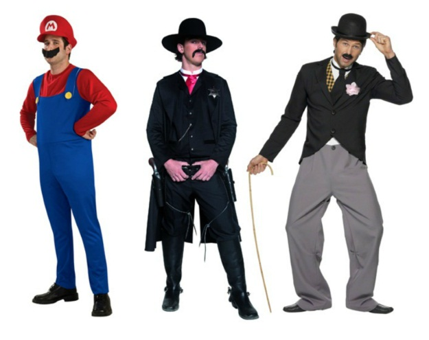 Costume Ideas for Dudes with Beards: The Ultimate Resource ...