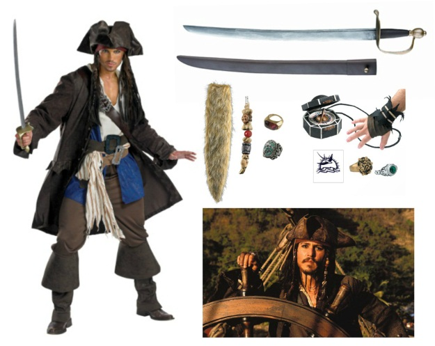 pirate halloween costumes - Good Halloween Costumes For Big Guys