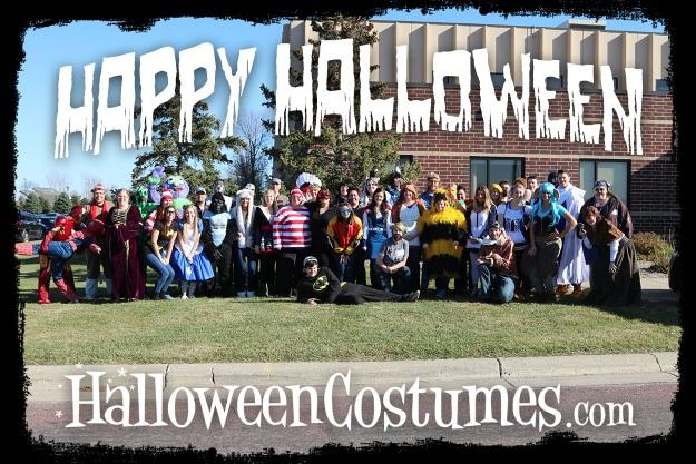 Happy Halloween 2014 from HalloweenCostumes.com