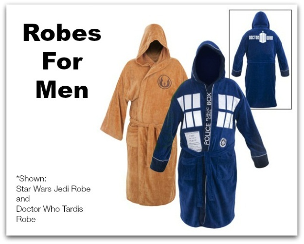 Gift Ideas For Men: Robes