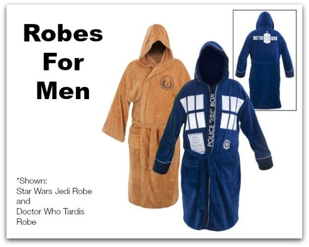 Gift Ideas For Men: Robes