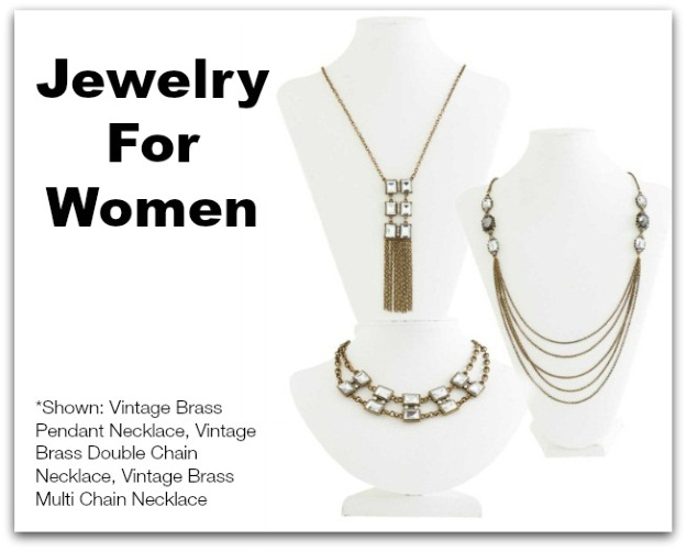 Gift Ideas for Women: Jewelry