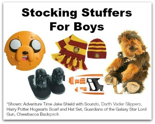 Stocking Stuffers for Boys