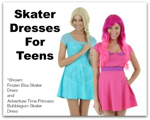 Teen Girl Skater Dresses