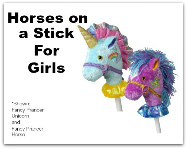 Toy Horses on a Stick
