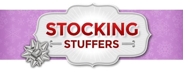 Stocking Stuffer Christmas Gift Ideas